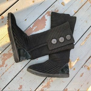Ugg Boot Classic Knit Cardy